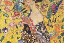 Klimt / by Glenys Fentiman