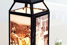 #3 DIY lights & lamps  / by Nadine R