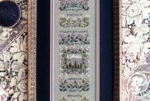 The Drawn Thread cross stitch designs