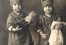 Zdjęcia analogowe retro  w atelie