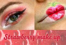 Make up / z mojego bloga o makijażu