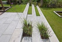 tuinen / ideeën voor onze nieuwe tuin