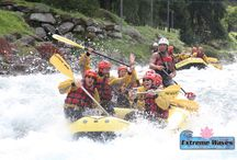Extreme Waves Rafting 29 Agosto 2014