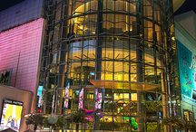 Shopping Malls in Bangkok / This board is a collection of different shopping centers in Bangkok city.