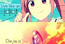 Anime citáty