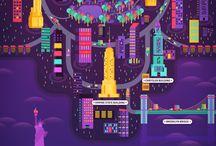 Ateliê !DEiA Ama!!- World Cities