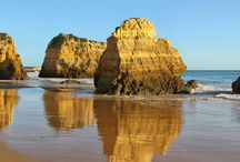 Algarve Beaches in Portugal / Photos of the best beaches in the Algarve, Portugal