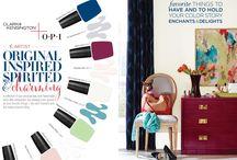 Ace Hardware + OPI / #nails #nailpolish #nailcolor #opi #new