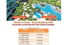 Offers Holidays in Sicily / Offers Holidays in Sicily - Demir Travel Tour Operator in Sicily