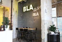 restaurant, industrial design