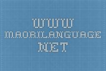 Learning - Maori