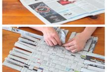 NEWSPAPER DIY PROJECTS / by emissourian