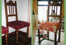 Como tapizar silla