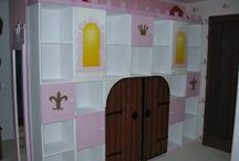 Princess bedroom for girls / Princess bedroom for girls. #princessbedroom #princess