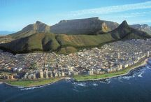 Lugares Cape Town Africa do Sul