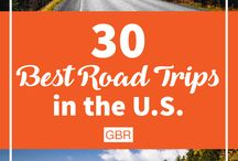 Road Trip Ideas / Destinations and ideas for your next road trip