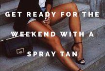 Tan time