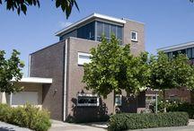 Moderne woning inspiratie / Moderne villa architectuur door Livingstone villabouw