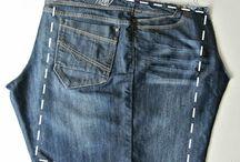 transformer un jean