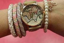 Arm Candy / by UnderTheCarolinaMoon