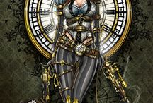 Lady mechanika / by Gertrude Mikos