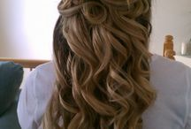 Wedding hairstyles / by Stephany Keyser
