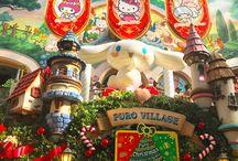 #Sanrio Puroland Theme Park in #Tokyo