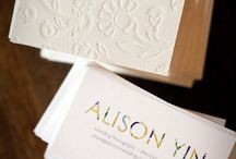 Name Cards *