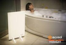 """""""El"""" producto especial para Baños / Este modelo para baños, tiene un proceso más que lo hace impermeable, o sea que no lo daña el vapor y es resistente al agua."""