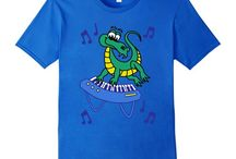 Cool T-Shirts by TET