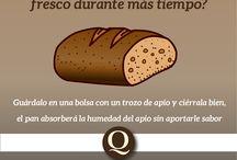 Consejos Cocina / Tips y consejos de cocina del grupo de restaurantes de la Familia Querqus #Antequera