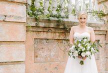 wedding: rachel + david / Flowers: Gayla Harvey @ Tiger Lily Weddings Venue: Society Hall Photographer: Julie Livingston