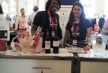 iDealwine @ Salon du vin de la Revue du vin de France 2015 / Découvrez les images du #SalonRVF (stand 1 espace Réaumur pour ceux qui souhaiteraient nous rendre visite).