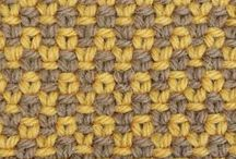 Crochet~ Stitches & Designs