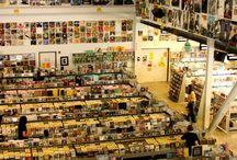 Lojas de discos (Record stores)