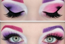 Weird & Wonderful make up