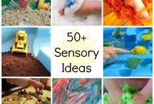 Activities for Toddlers - Sensory