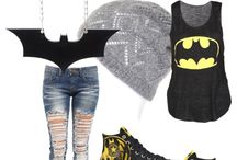 Batman / This board is about batman clothes but for girls and how girls can like batman stuff 2