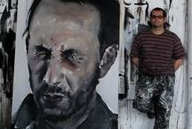 Santiago Ydanez / Portretten