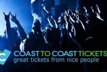 Coast To Coast Tickets