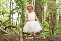 Dress & Skirt Crochet Patterns / Crochet patterns for skirts and dresses for infants, toddlers, children, teens and adults.