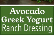 Advocado Salad dressing