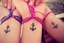 Tatuajes de hermanas