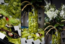 green with envy / by Embellishmint Floral + Event Design Studio