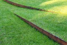 pomysł na ogród nowoczesny