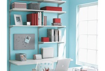 Class in Session / Inspiration to make your study/office space organized and well-styled!