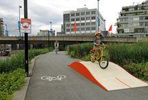 LA - Bike Lanes/Parks/Racks