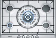 PLITA INCORPORABILA BOSCH PCQ715B80E, GAZ, 5 ARZATOARE, APRINDERE ELECTRICA, INOX