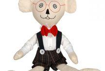 Art Doll: Yeni, El Yapımı Bez Bebekler ~ New, Handmade Cloth Doll / www.ipekbocegioyuncak.com
