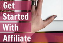 Make Money Blogging / How to make money blogging, how to make money working from home, how to monetize your blog, how to use affiliate links and become a successful affiliate, how to write and attract sponsored posts